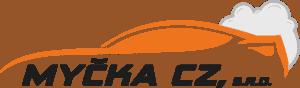 logo myčka aut Třinec u Kauflandu